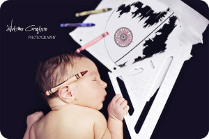 Bergen County New Jersey Newborn Photographer
